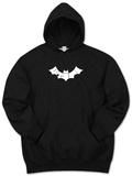 Hoodie: Bite Me Bat Pullover Hoodie