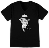 V-Neck - Al Capone - Original Gangster T-Shirt