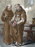 Saint Peter De Regalado (1390-1456). Friar Minor and Reformer Photographic Print by  Prisma Archivo