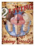 Taking Breaths Giclee Print by Rodney White