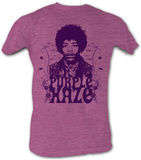 Jimi Hendrix - Purple Haze Skjorter