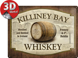 Killiney Bay Whiskey Peltikyltit