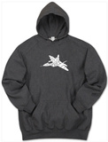 Hoodie: Need for Speed - Fighter Jet Pullover Hoodie