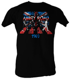 The Beatles - Radio Days - Abbey Road Tshirts