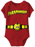 Infant: Hulk Hogan - World Champ Onesie Vêtements