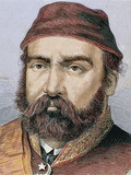 Abdul Aziz (1830-1876). Sultan of Turkey. Deposed and Murdered and 1876 Photographic Print by  Prisma Archivo