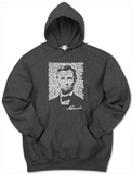 Hoodie: Lincoln - Gettysburg Address Vêtements