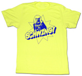Saturday Night Live - Schwing! T-Shirts