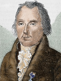 Pierre Simon De Laplace (1749-1827). French Mathematician, Physicist and Astronomer Photographic Print by Prisma Archivo