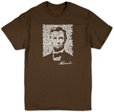 Lincoln - Gettysburg Address Shirts