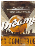 Dreams Come True Lámina giclée por Rodney White