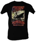 Creedence Clearwater Revival - Radio Days T-shirts