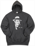 Hoodie: Al Capone - Original Gangster T-shirts