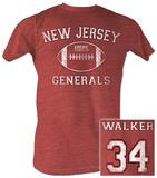 USFL - Walker T-shirty