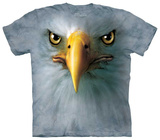 Eagle Face Camisetas