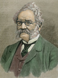 Werner Von Siemens (Lenthe, 1816-Charlottenburg, 1892). German Engineer Photographic Print by  Prisma Archivo