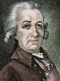 Gavrila Romanovich Derzhavin (Kazan, 1743-Zvanka Novgorod, 1816). Russian Poet Photographic Print by  Prisma Archivo