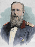 Second Son of Tsar Nicholas I of Russia and Brother of Alexander Ii. Photographic Print by  Prisma Archivo