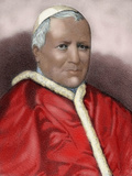 Pius Ix (1792-1878). Italian Pope, Named Giovanni Maria Mastai-Ferretti Photographic Print by  Prisma Archivo
