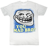 You Mad - Mad Bro Tshirts