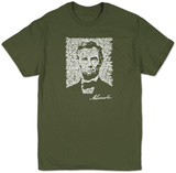 Lincoln - Gettysburg Address T-Shirt