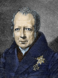 Wilhelm Von Humboldt (1767-1835). German Government Functionary, Diplomat, Philosopher and Linguist Photographic Print by  Prisma Archivo