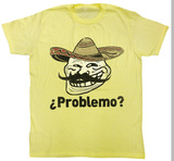 You Mad - Problemo T-shirts
