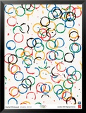 2012 Olympics-Rachel Whiteread Poster by Whiteread Rachel