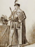 Bathory, Stephen I (1533-1586). King of Poland (1575-1586) Photographic Print by  Prisma Archivo