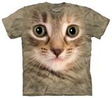 Kitten Face T-shirts