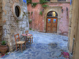 Old Harbor, Chania, Crete, Greece Photographic Print by Darrell Gulin