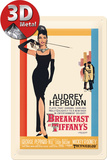 Breakfast at Tiffanys Tin Sign