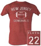 USFL - Flutie Bluse