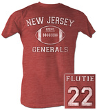 USFL - Flutie T-shirts