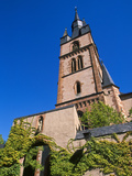 Pfarrkirche St. Valentin Catholic Church, Kiedrich, Rhine Gorge, Germany Photographic Print by Tom Haseltine