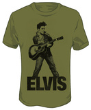 Elvis Presley - Guitar T-Shirt