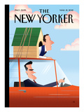 State by State - The New Yorker Cover, March 12, 2012 Regular Giclee Print by Bob Staake