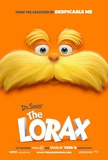 Dr. Seuss' The Lorax Masterprint