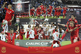 Liverpool-Cup Winners Affiches