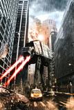 Star Wars-Manhat-atan - Afiş