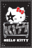 Hello Kitty-Kiss Affiches
