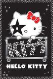 Hello Kitty-Kiss Plakater