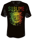 Sublime - Rasta Sun T-Shirt