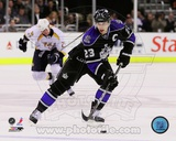 Dustin Brown 2011-12 Action Photo