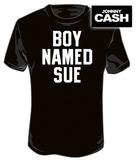 Johnny Cash - Boy Named Sue Shirts