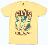 Elvis Presley - The King Shirts