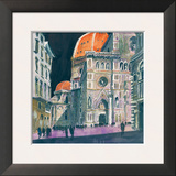Santa Maria del Fiore, Florence Print by Susan Brown