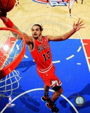 Joakim Noah 2011-12 Action Photo