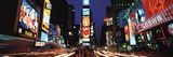 Times Square at Night Poster por Richard Berenholtz
