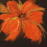 Flaming Flower Art by Irena Orlov